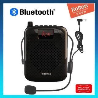 Rolton K500 Loa Bluetooth Microphone Thiết Bị Khuếch Đại Giọng Nói Booster Megaphone Loa Đối Với Giảng Dạy Dẫn Tour Xúc Tiến Bán Hàng thumbnail