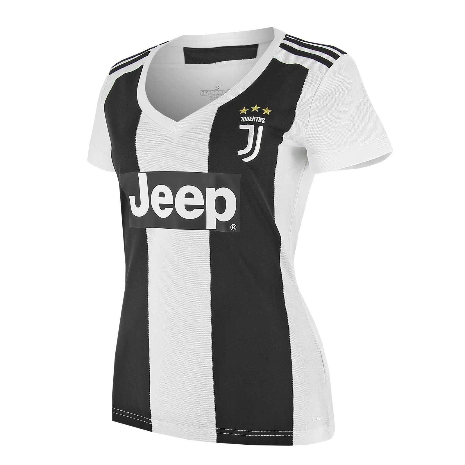reputable site c4b46 90886 High quality Woman Juventus 2018-2019 Home Football Jersey