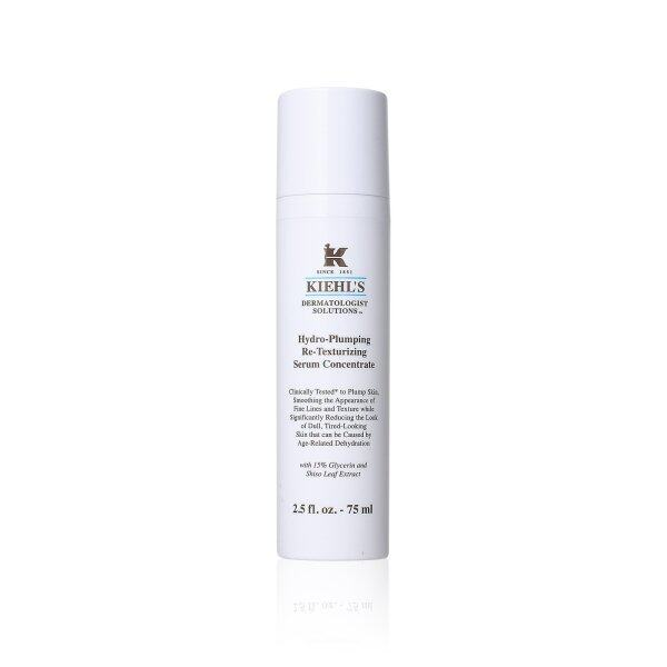 Buy Kiehls Hydro-Plumping Re-Texturizing Serum Concentrate 75ml Singapore