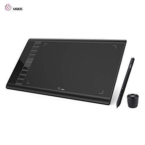 Ugee M708 Ultra-thin Draw Digital Graphics Drawing Painting Tablet 2048  Level Pressure Sensitivity