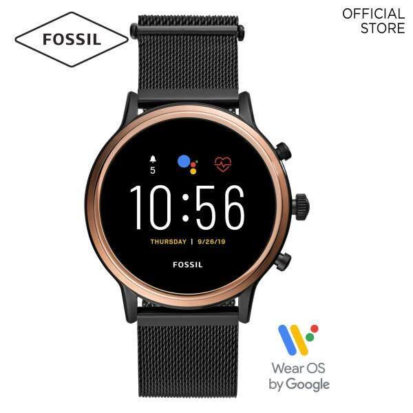 Fossil Julianna HR Black Gen 5 Smart Watch FTW6036 Malaysia