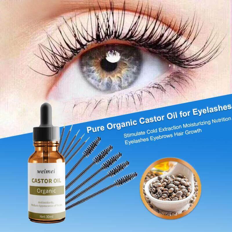 2de90ef9456 [Fashion] Castor Oil Pure Organic Castor Oil forEyelash Extension Serum  Enhancer Growth Liquid Eyelash Enhancer Eyelash Growth Serum Treatment |  Lazada