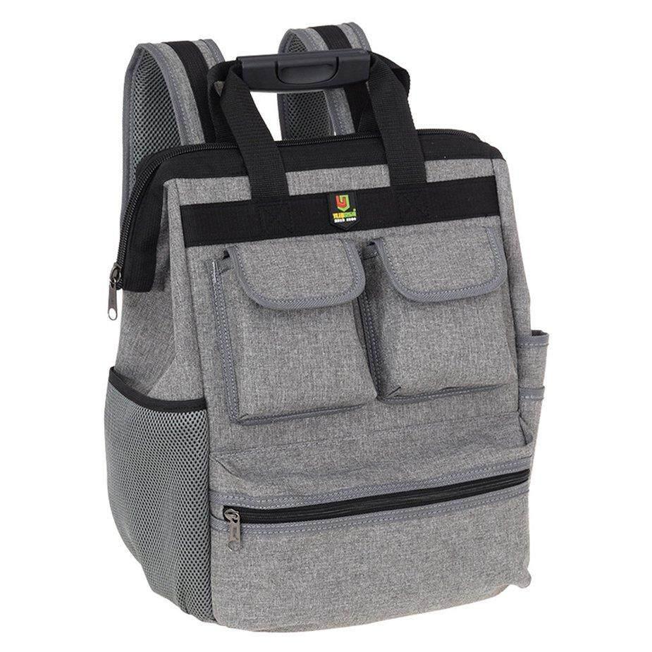 Hot Sale SJ3  Hardware Repair Kit Tool Bag Electrician Work Multifunction Durable Mechanics Oxford Cloth Storage Bag Organizer Bag