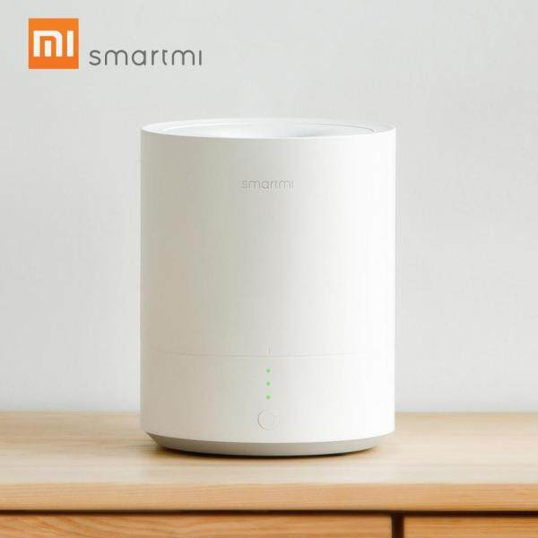 Xiaomi Smartmi Humidifier Air Dampener Aroma Diffuser Essential Water Portable Evaporation Mist Maker For Car Home Office 220V