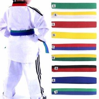 Chuyên Nghiệp Đai Taekwondo, Đai Quấn Đôi Võ Thuật Karate Judo Thể Thao Vành Đai thumbnail
