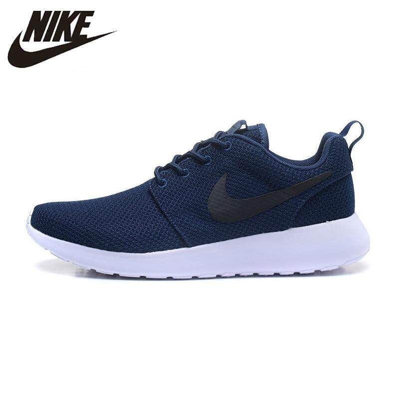 outlet store a8170 ae75b Nike Roshe Run Men Mesh Breathable Running Shoes Sneakers Trainers  511881-405