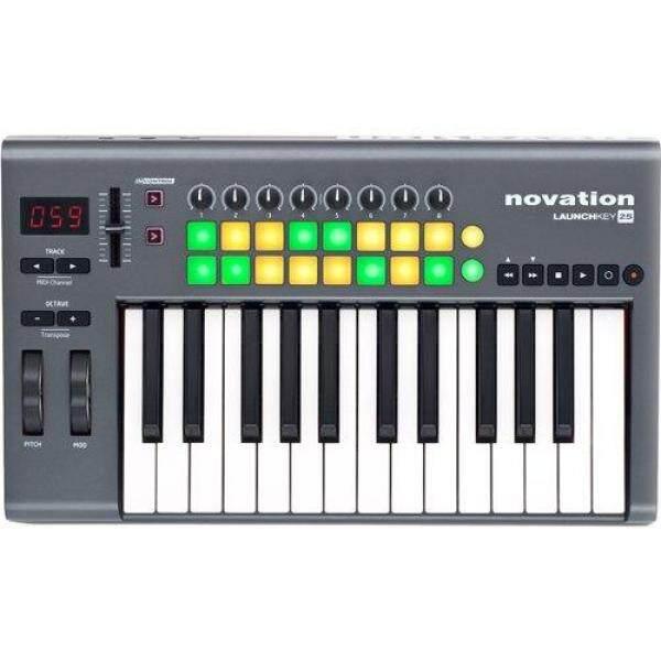 Novation MIDI Controller LaunchKey 25 Malaysia