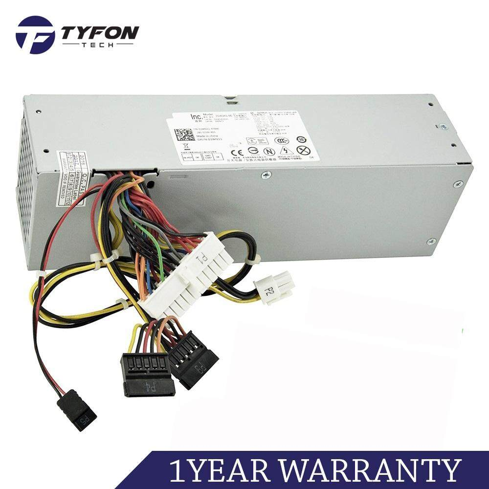 Dell Optiplex 390 790 960 SFF 240W Power Supply H240AS-00 (Refurbished)