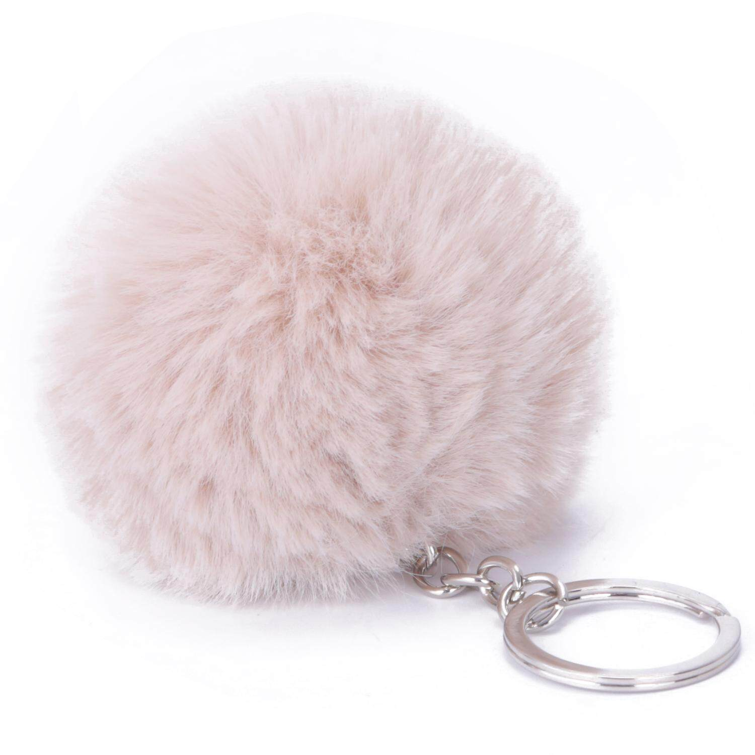 0d40967a540ed9 9141 items found in Key Holders. women artificial fur pompon pendant  keychains girl Bag jewelry pompom DIY accessories free shipping