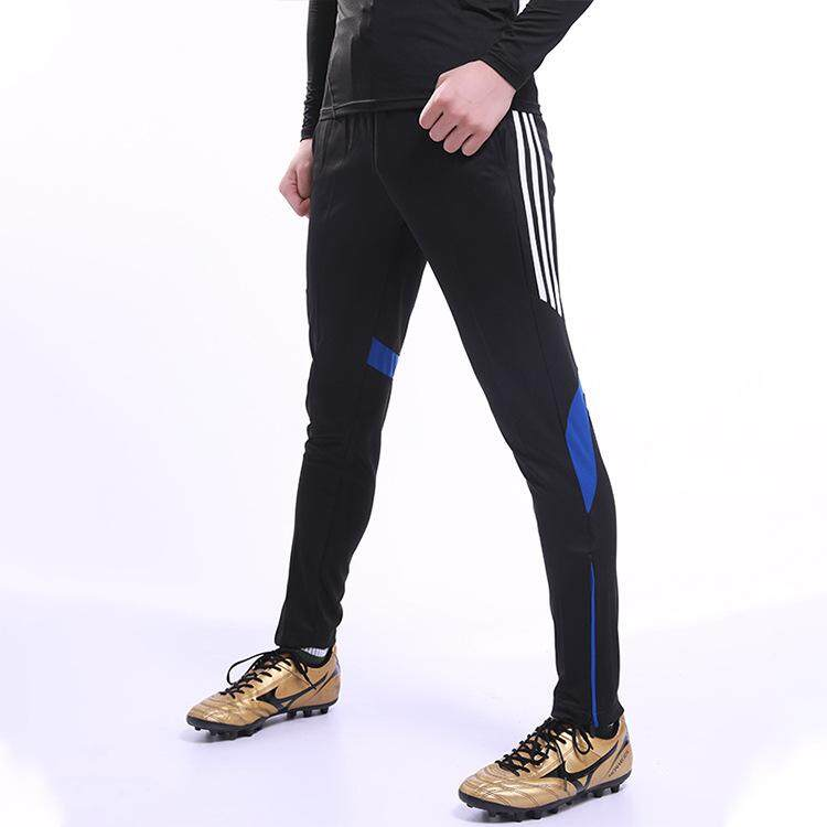 Men Sport Pants Long Trousers Tracksuit Fitness Workout Causal Pant Joggers Gym