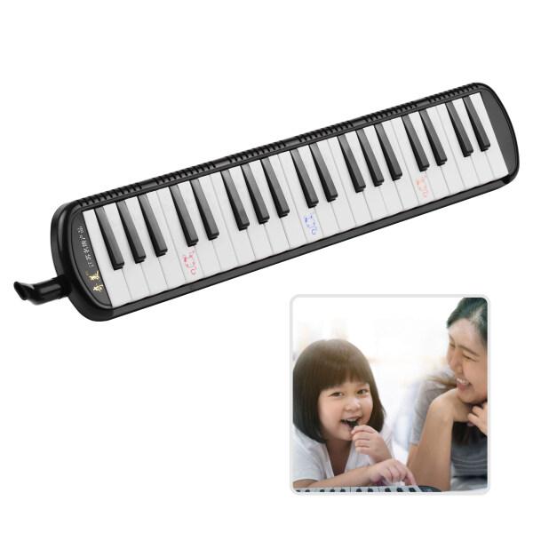 41 Phím Melodica Pianica Miệng Đàn Piano Không Khí Đàn Piano Bàn Phím Nhạc Cụ Cho Giáo Dục Âm Nhạc Quà Tặng Kèm Theo Trẻ Em Sinh Viên Người Mới Bắt Đầu Ban Nhạc Túi Đựng Vải Lau Ống Ngậm Ngắn Cầm Tay Có Ống Dài Màu Đen