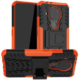 Dành Cho Nokia 5.4 , BJONE Combo Ốp Chân Chống 2 Trong 1 Cho PC TPU Ốp Cứng Silicon 6.39 Inch thumbnail