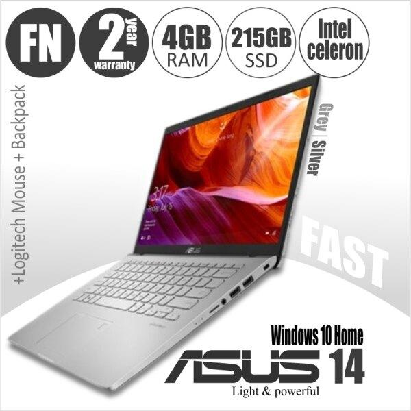Asus A409M-ABV503T 14 + Free 140GB Hosting  + Mouse (IIntel Celeron N4020 Dual-core; 4GB RAM  215GB SSD 14 FHD IPS) Malaysia