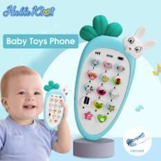 HelloKimi điện thoại đồ chơi đồ chơi trẻ em sơ sinh đồ chơi giáo dục sớm cho từ 0 đến 1 tuổi – INTL