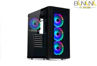 GAMING PC INTEL CORE i7-8700 12M UP TO 4.6GHZ, MSI RTX 2070 8GB , 8GB DDR4 2666MHZ, 240GB SSD, SEASONIC M1211 620WATT PSU