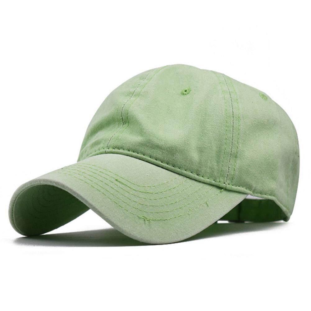 Pellet12 Unisex Vintage Washed Cotton Adjustable Sun Hat Baseball Cap By Pellet12.