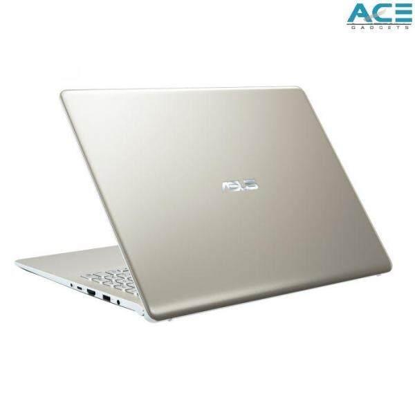 Asus Vivobook S15 S530F-NBQ451T/ S530F-NBQ452T/ S530F-NBQ453T/ S530F-NBQ454T Notebook *Green/Red/Black/Gold* (i5-8265U/4GB DDR4/512GB PCIe/MX150 2GB/15.6 FHD/Win10) Malaysia
