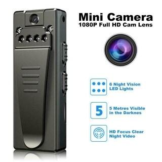 KeyNG Camera Đêm IR DVR 1080P HD Chính Hãng Máy Quay Chuyển Động 8 Giờ, Camera Thân Mini thumbnail