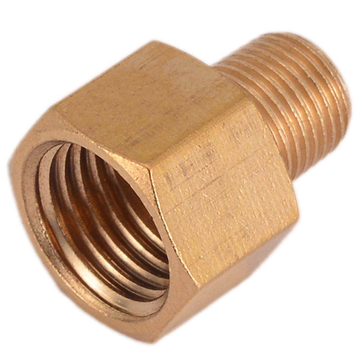 idealhere Brass BSP-NPT Adapter 1/8