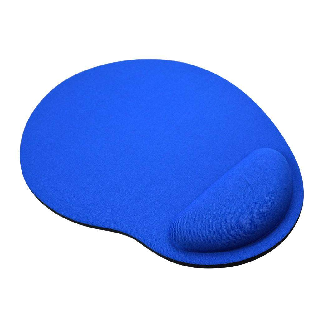 Bracers Mouse Pad Computer Games Creative Solid Color New Type Mouse Pad Environmental Friendly EVA Malaysia