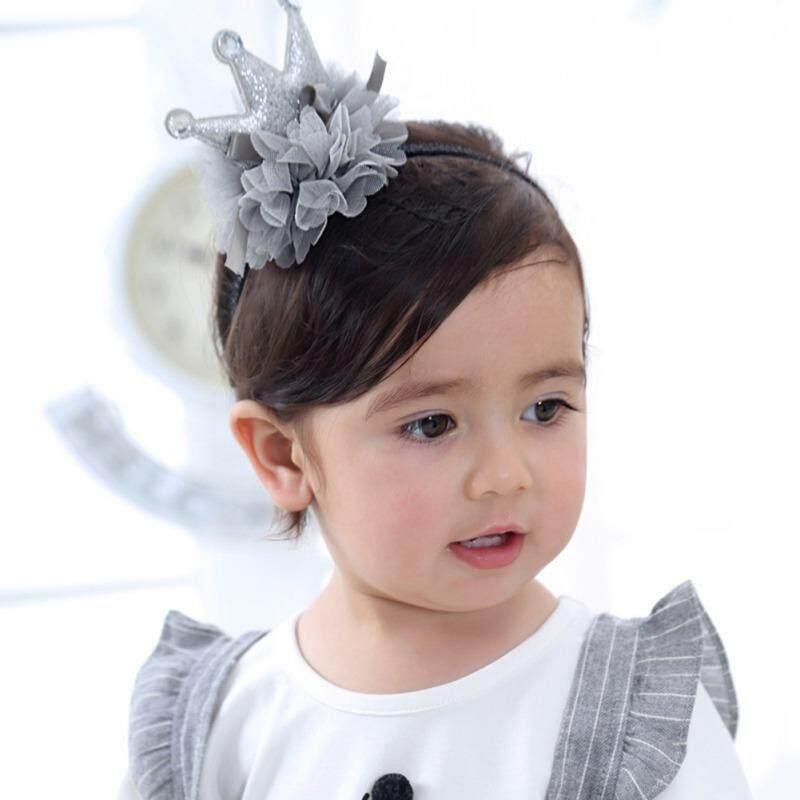Newborn Baby Headband Baby Crown Hair Clips Baby Girl Child Hair Popular Accessories 0-2 Age Old