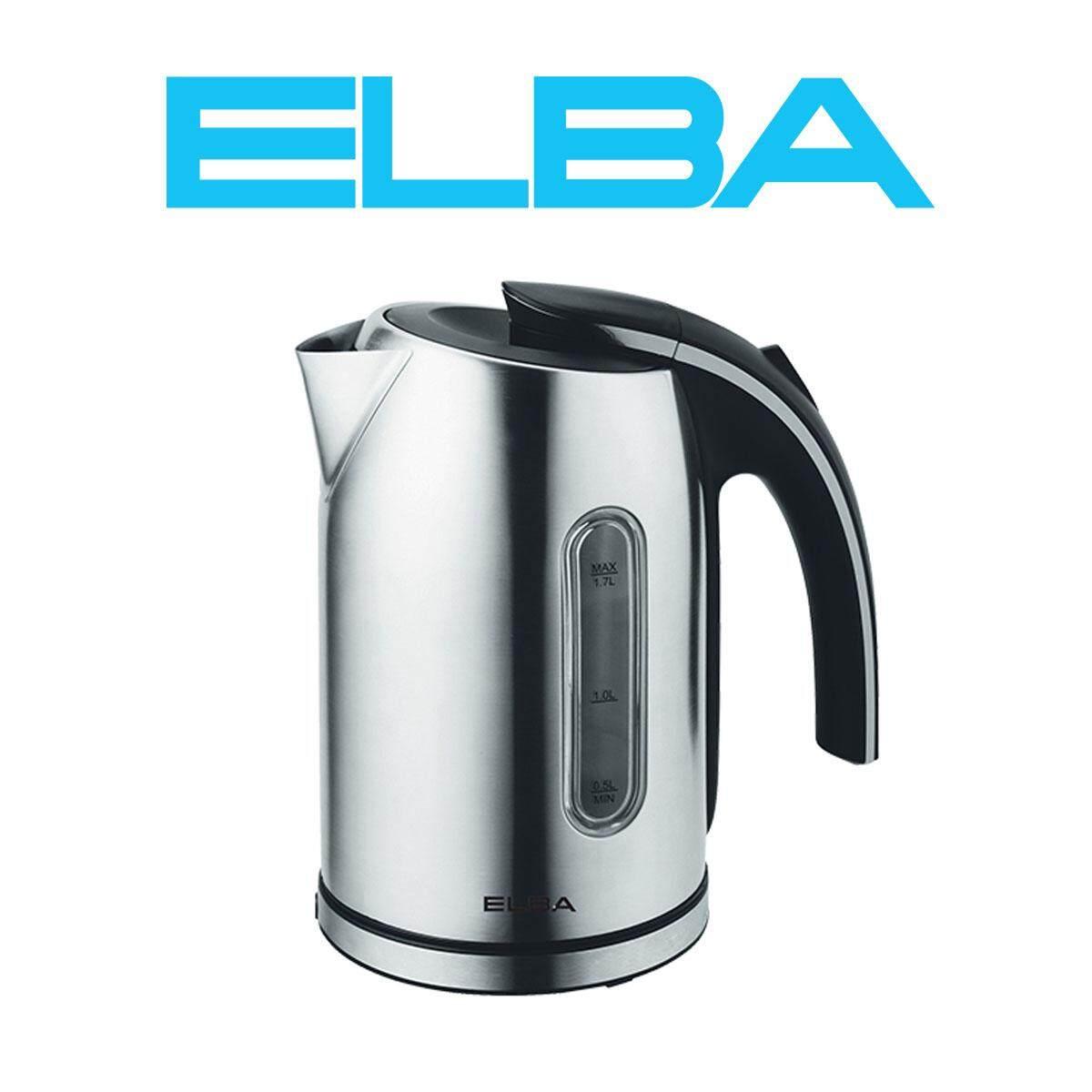ELBA 1.7L STAINLESS STEEL JUG KETTLE EJK-B1714(SS)