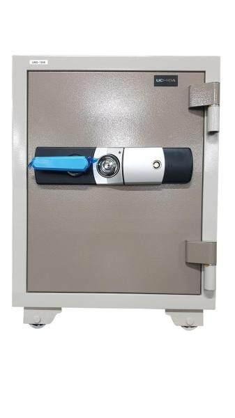 UCHIDA Fire Resistant Safe Box (UBO-105E - 105kg)_Japan Quality Safe