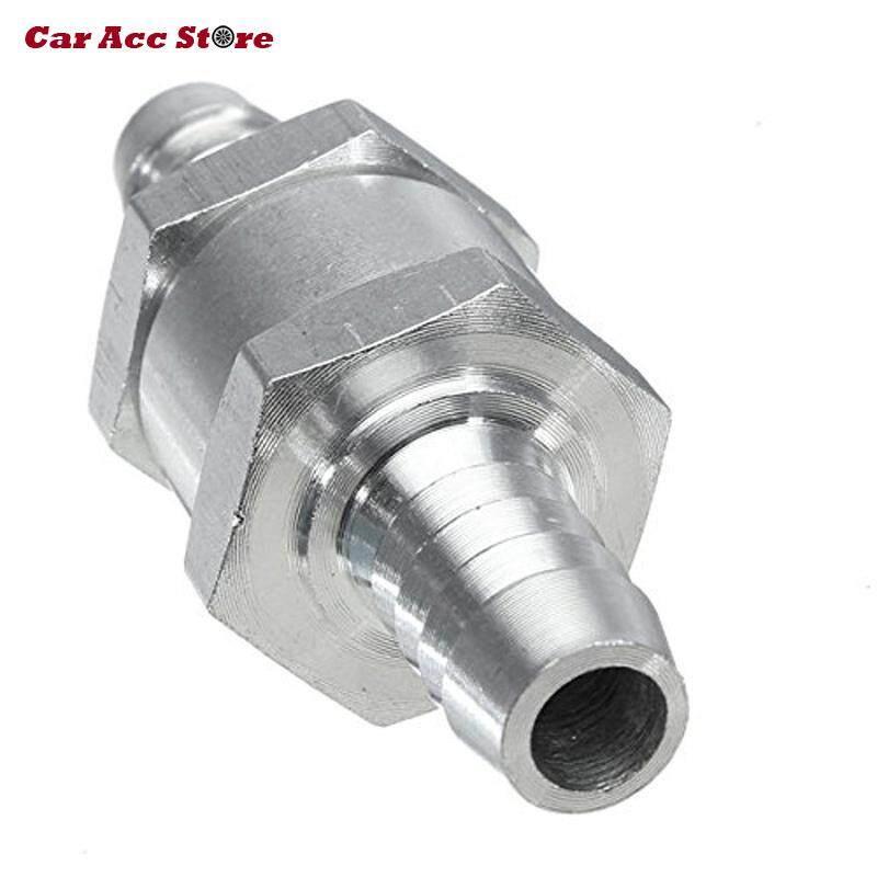 Caracc Praktis Alumunium Alloy 6/8/10/12 Mm Bahan Bakar Bebas Kembali Salah Satu Cara Katup Searah Bensin Mesin Diesel 12 Mm By Car Acc Store.