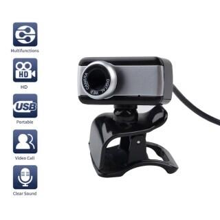 Webcam USB Kỹ Thuật Số 50M Mega Pixel Với Camera Web Mic Máy Ảnh Cho Máy Tính Xách Tay Máy Tính Xách Tay thumbnail