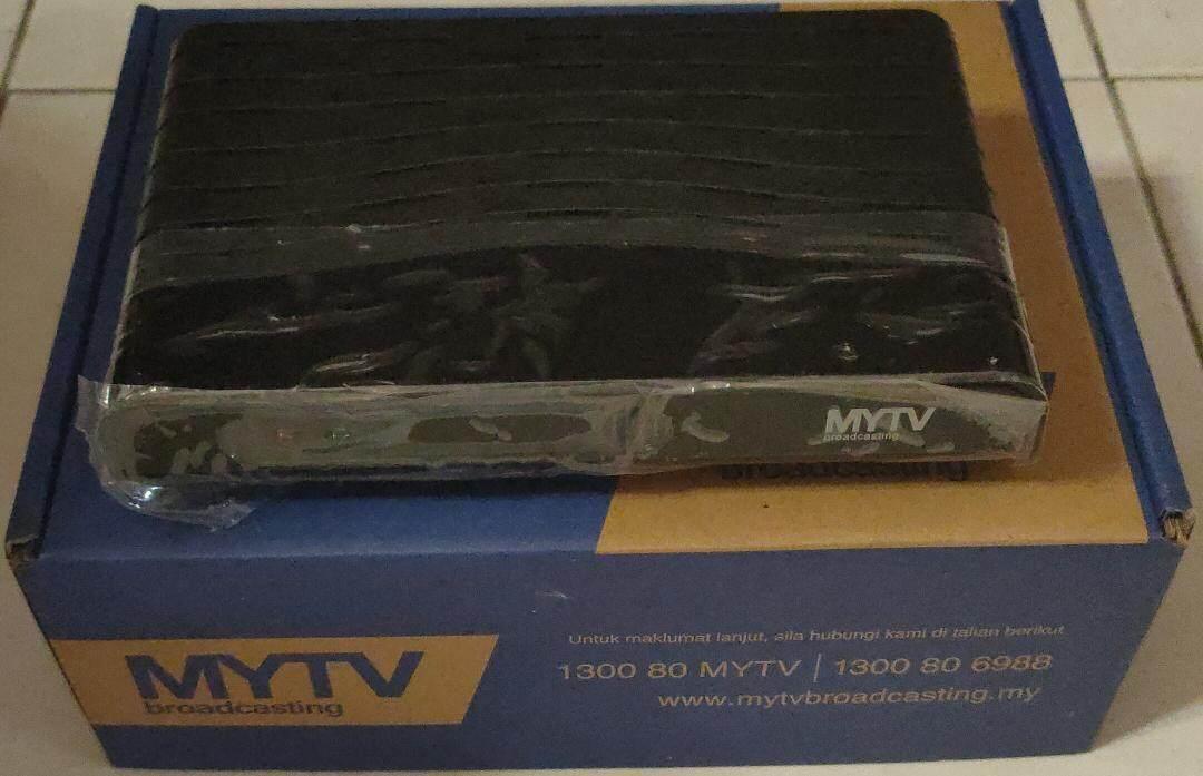 Original MYTV Dekoder Combo S2 T2