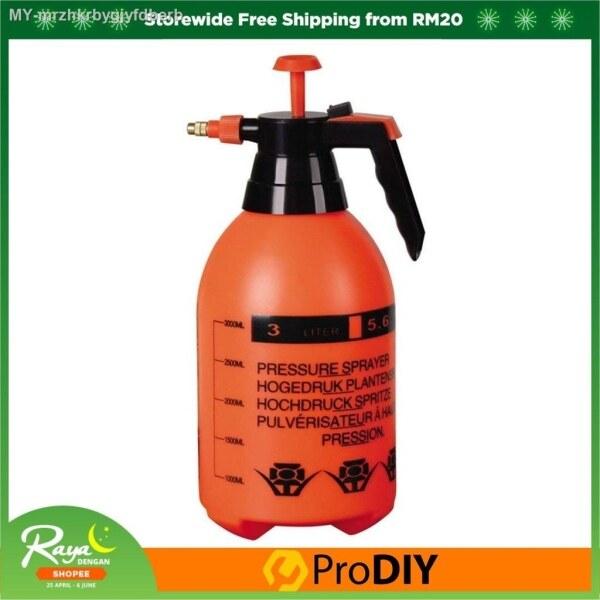 BS3 3Litre  Multi-Purpose Pressure Sprayer Hand Pump Sprayer Pam Racun
