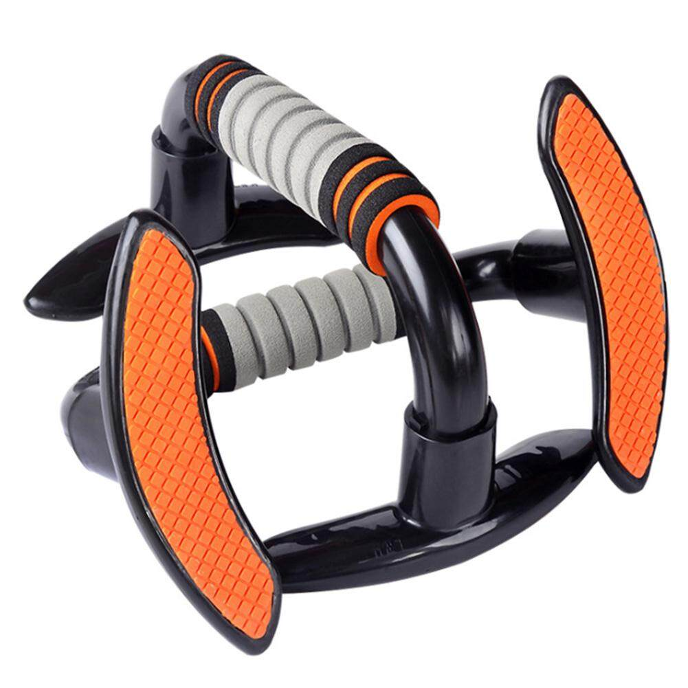 Non Slip Training Sports Stable Home Detachable Chest Muscle Portable I-shape Push Up Holder