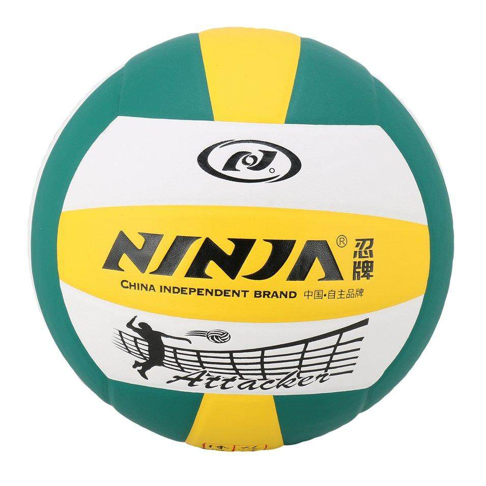 Hot Sales Pu Leather 5 Volleyball Ball Match Training Competition Volleyball Ball By Befubulus.