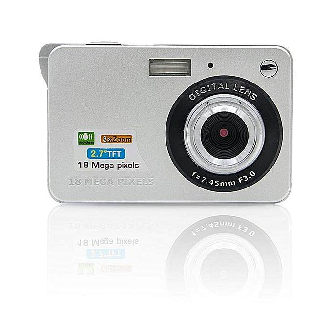 18 Mega Pixels 3.0MP CMOS Sensor 2.7 Inch TFT LCD Screen HD 720P Digital Camera SE28b FCMALL