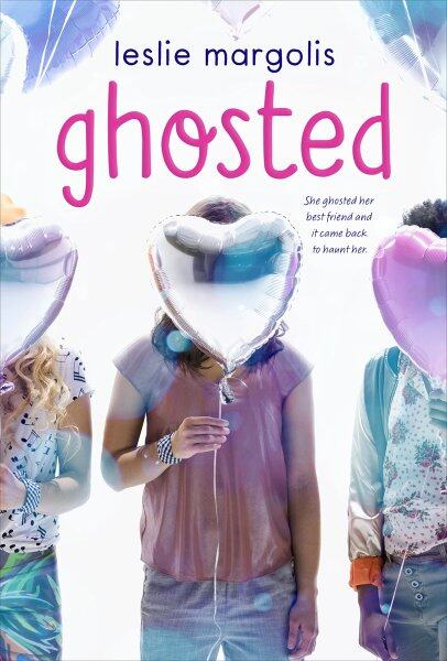 BORDERS Ghosted by Leslie Margolis Malaysia