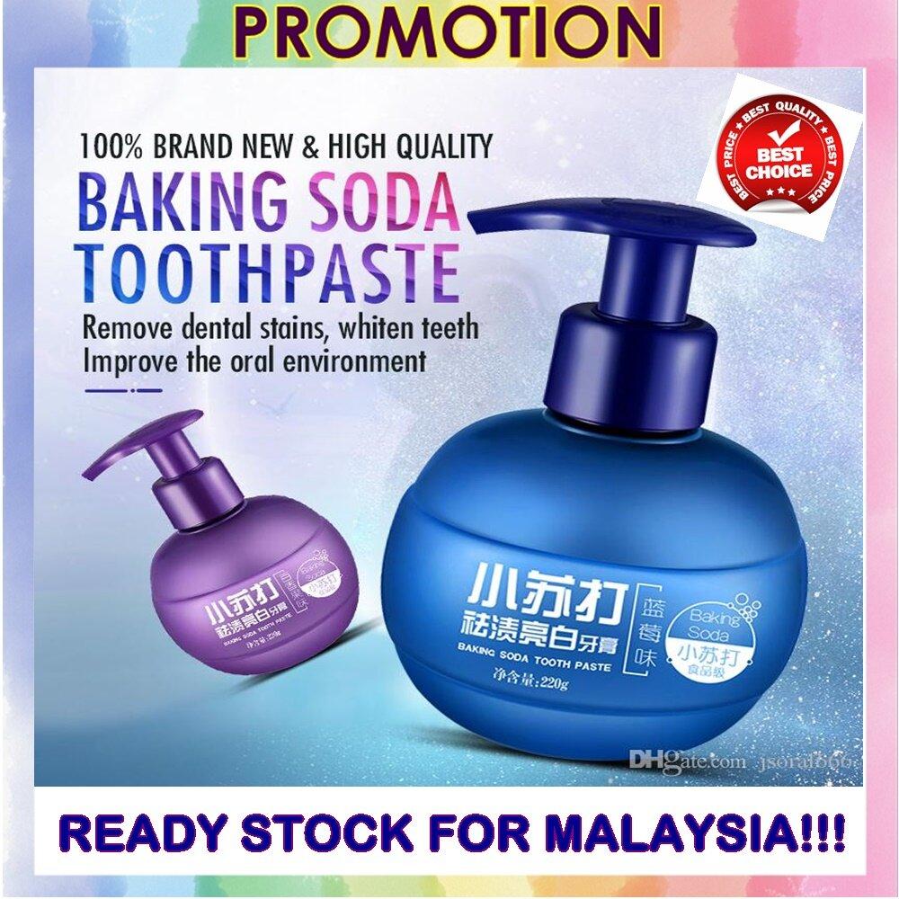 Tik Tok Teeth Whitening Toothpaste Same Type Fresh Press