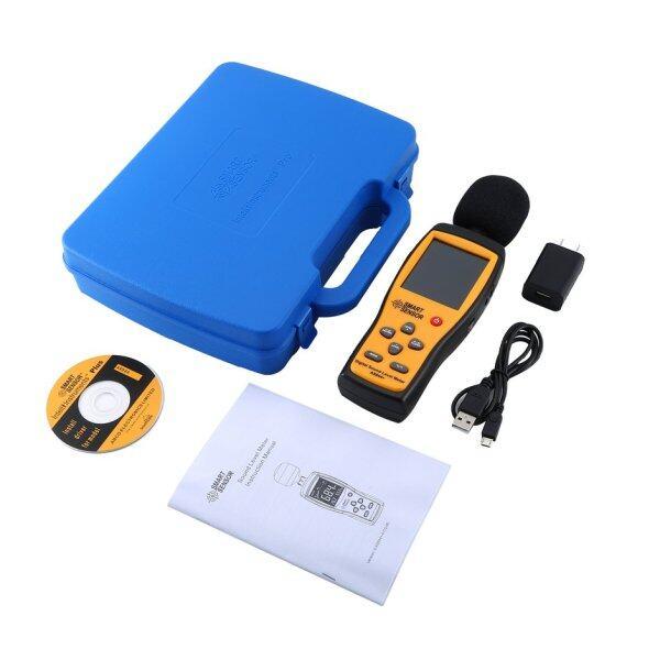 ELEC ELEC SMART SENSOR AS844+ Sound Level Meter 30~130dB Noise Decibel Monitor