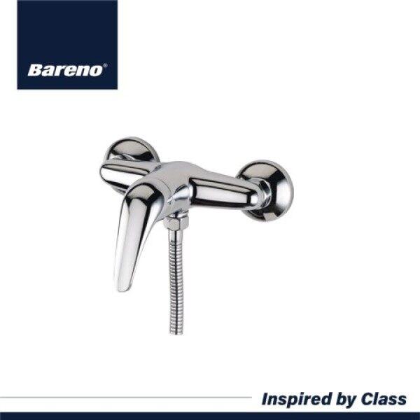 Bareno SL Series Bathroom Exposed Shower Mixer Brass Chrome SL168