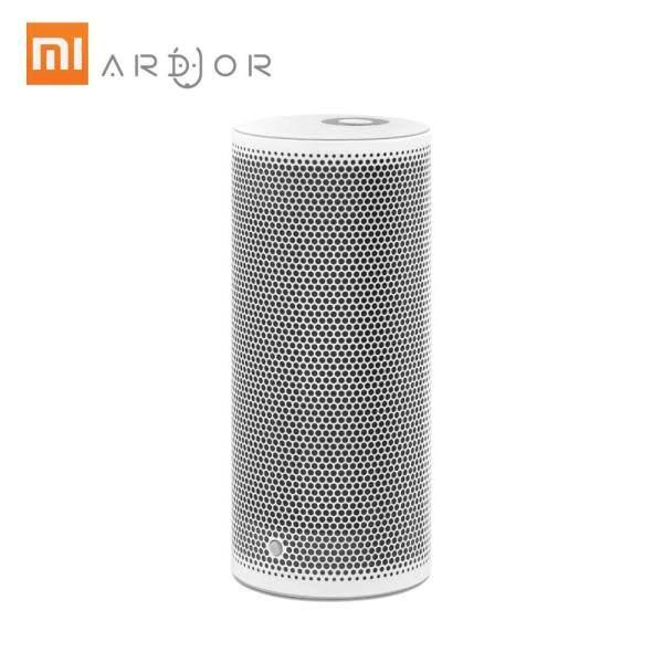 Xiaomi Ardor Fan Heater Smart Electric Desktop Mini Car Fan Heater Warmer Human Body Sensor Intelligent   Induction Mute Air Blower for Winter Home Car Office