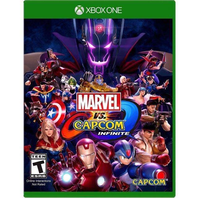 Xbox One Marvel Vs Capcom Infinite (english) By My Gameland.