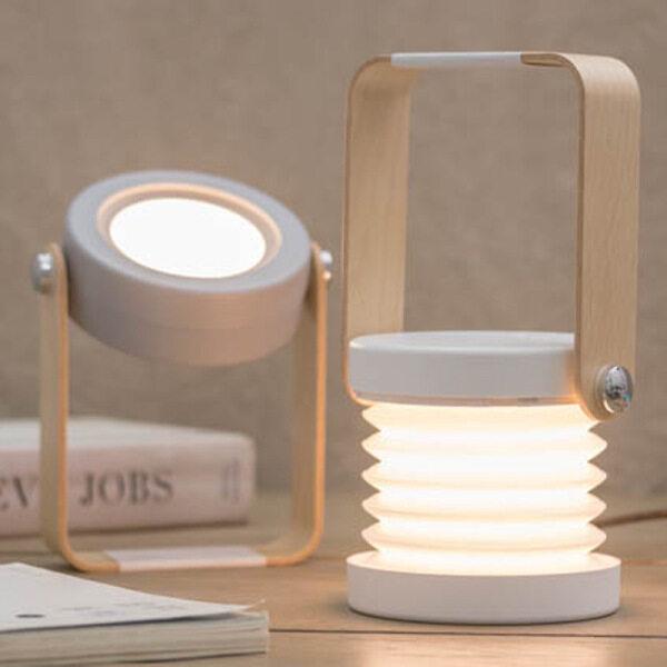 Đèn Lồng Di Động Có Thể Thu Vào, Đèn Bàn LED Cảm Ứng Gập Được, Điều Khiển Cảm Ứng Có Thể Sạc Lại Thay Đổi Độ Sáng Ánh Sáng Ban Đêm, Đèn Lồng Đọc Sách Để Bàn Sạc USB Bảo Vệ Mắt Trang Trí Gập Được