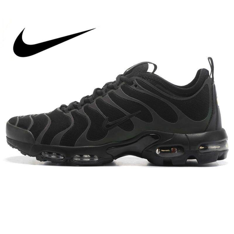 NIKE_AIR MAX_PLUS TN ULTRA Men's Running Shoes Sport Outdoor Sneakers Comfortable Breathable New Arrival 898015-002