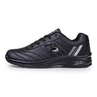Giày Chơi Golf Nam Không Thấm Nước Mới Giày Thể Thao Chơi Gôn Thoải Mái Màu Đen Trắng Kích Thước Lớn 39-46 Mens Golf Chuyên Nghiệp Sneakers thumbnail