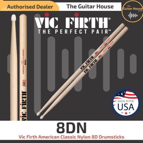 Vic Firth American Classic Nylon 8DN Drumsticks Malaysia