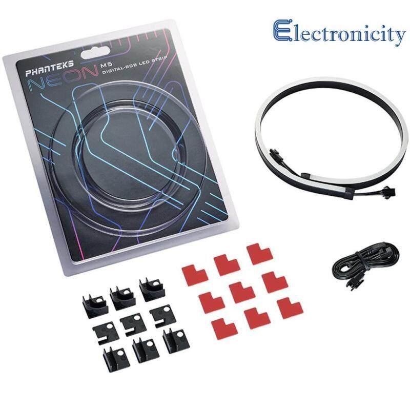 Bảng giá Tản Nhiệt Phanteks M5 3 Pin Tuyệt Đẹp 550 Mm PC Ốp Lưng Bo Mạch Chủ Đèn RGB Dải Băng Phong Vũ