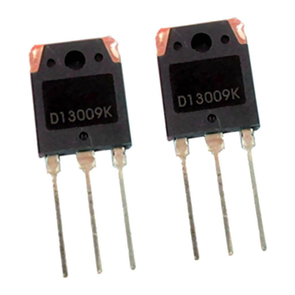 Blesiya D13009K NPN Power Transistor 100W 12A High Volt P-Channel Transistor TO-3P