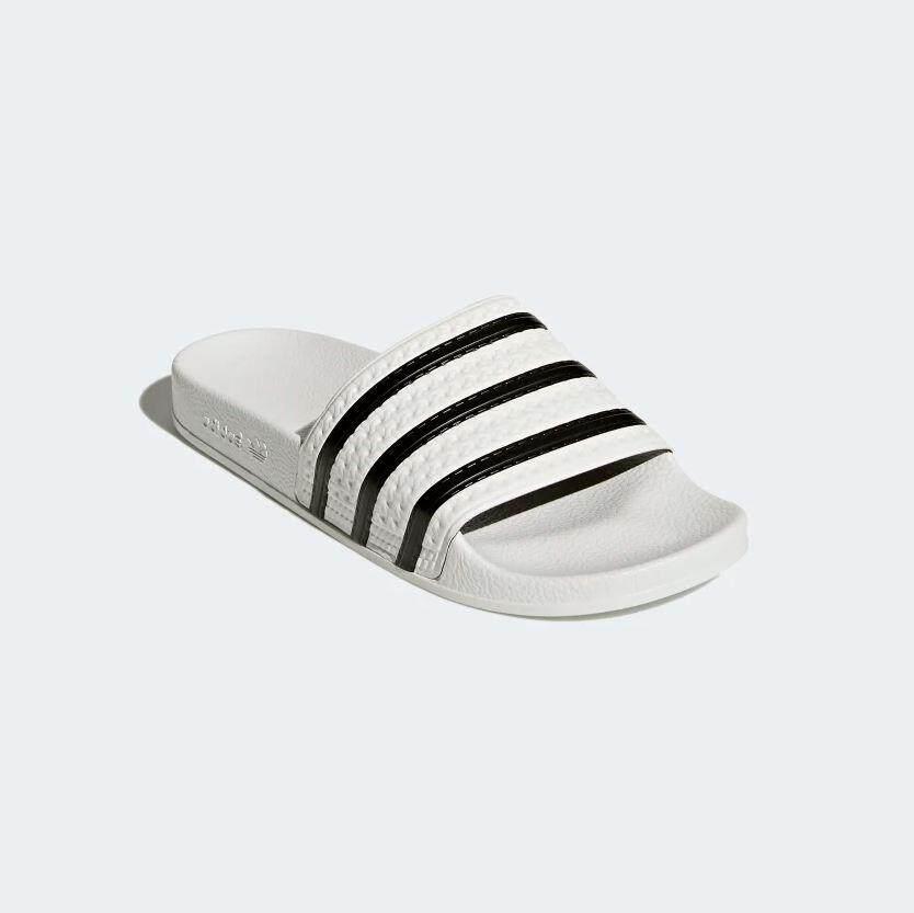 Ad idas Adiletter Slides White