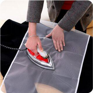 40x90cm High Temperature Ironing Cloth Ironing Pad Cover Household Protective Insulation Against Pressing Pad Boards Mesh Cloth thumbnail