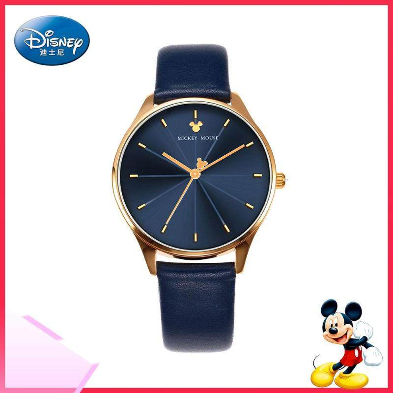 Disney Gold Mickey Character Dial Watch Malaysia