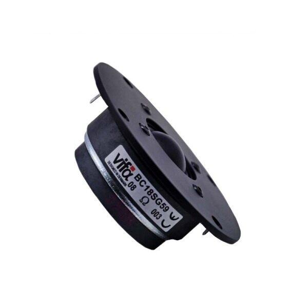 2PCS Original Denmark Vifa BC18SG59 X1-100/104/110/116 Hifi Home Audio Silk Dome Tweeter Speaker Pair 4  8ohm 15-30W Malaysia